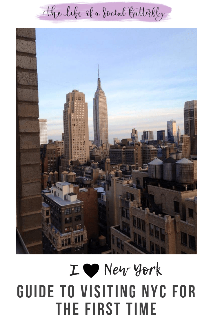 Pinterest Guide to Visiting New York for the first time-2