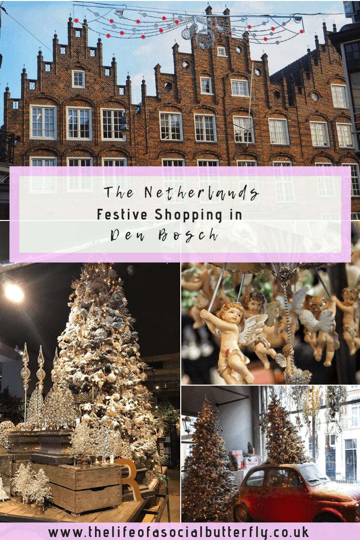 Pinterest Festive Shopping in Den Bosch
