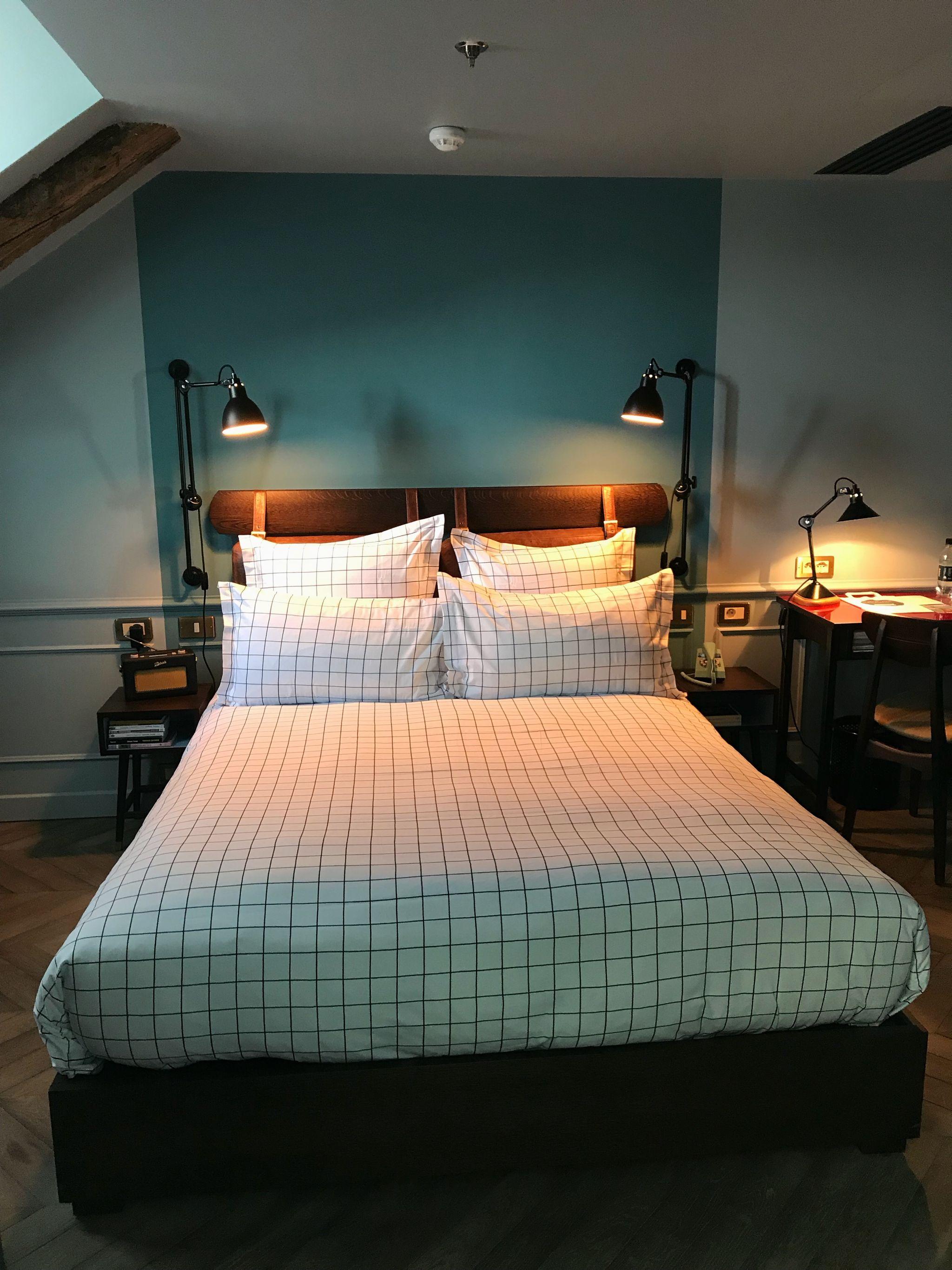 Hoxton Hotel Paris Hotel Room Cosy
