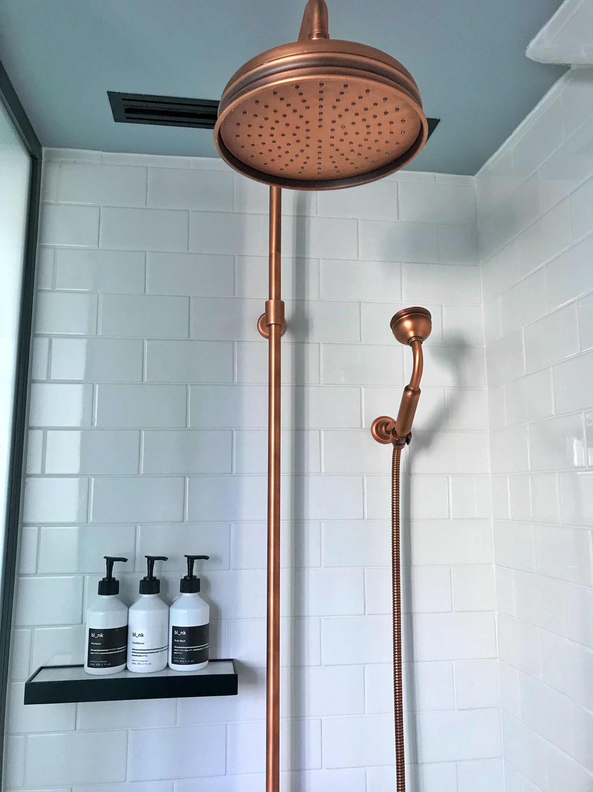 Hoxton Paris Bronze Shower