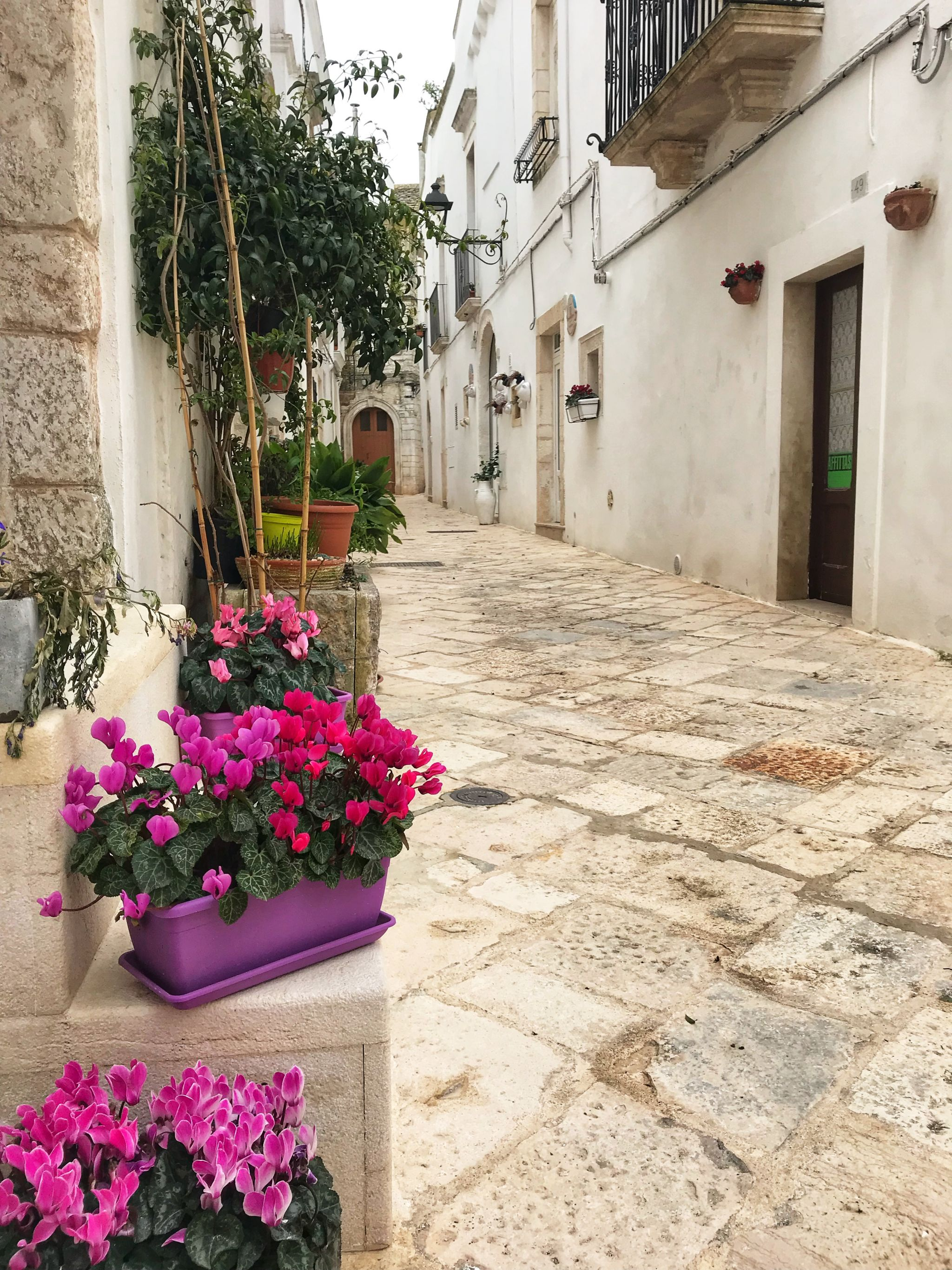 Pretty towns to visit in Puglia