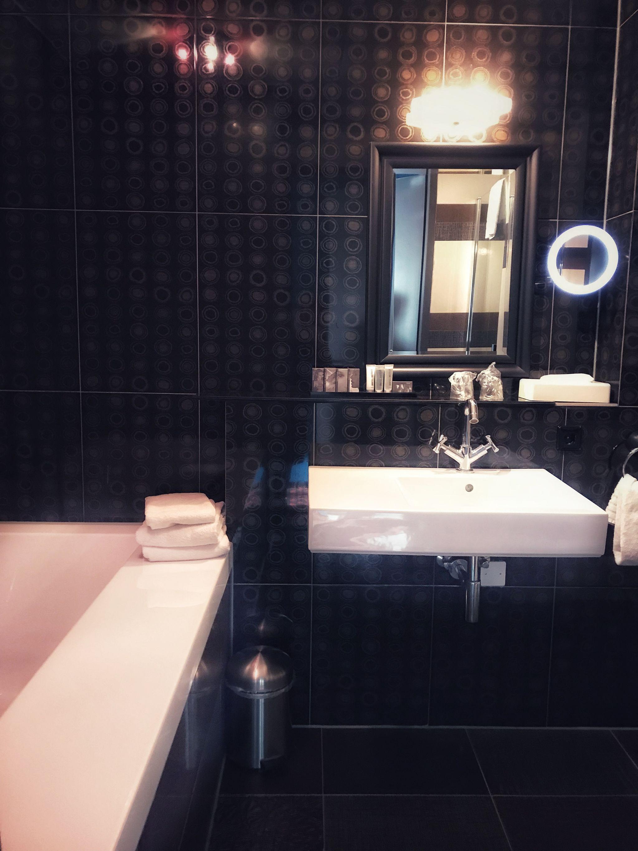 Bathroom in Inntel Hotel Arts Eindhoven
