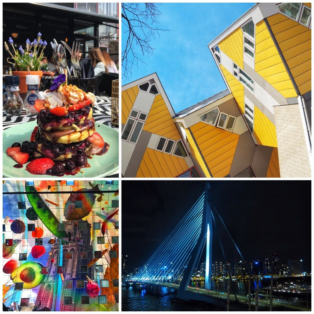 Best Things To See & Do in Rotterdam Netherlands