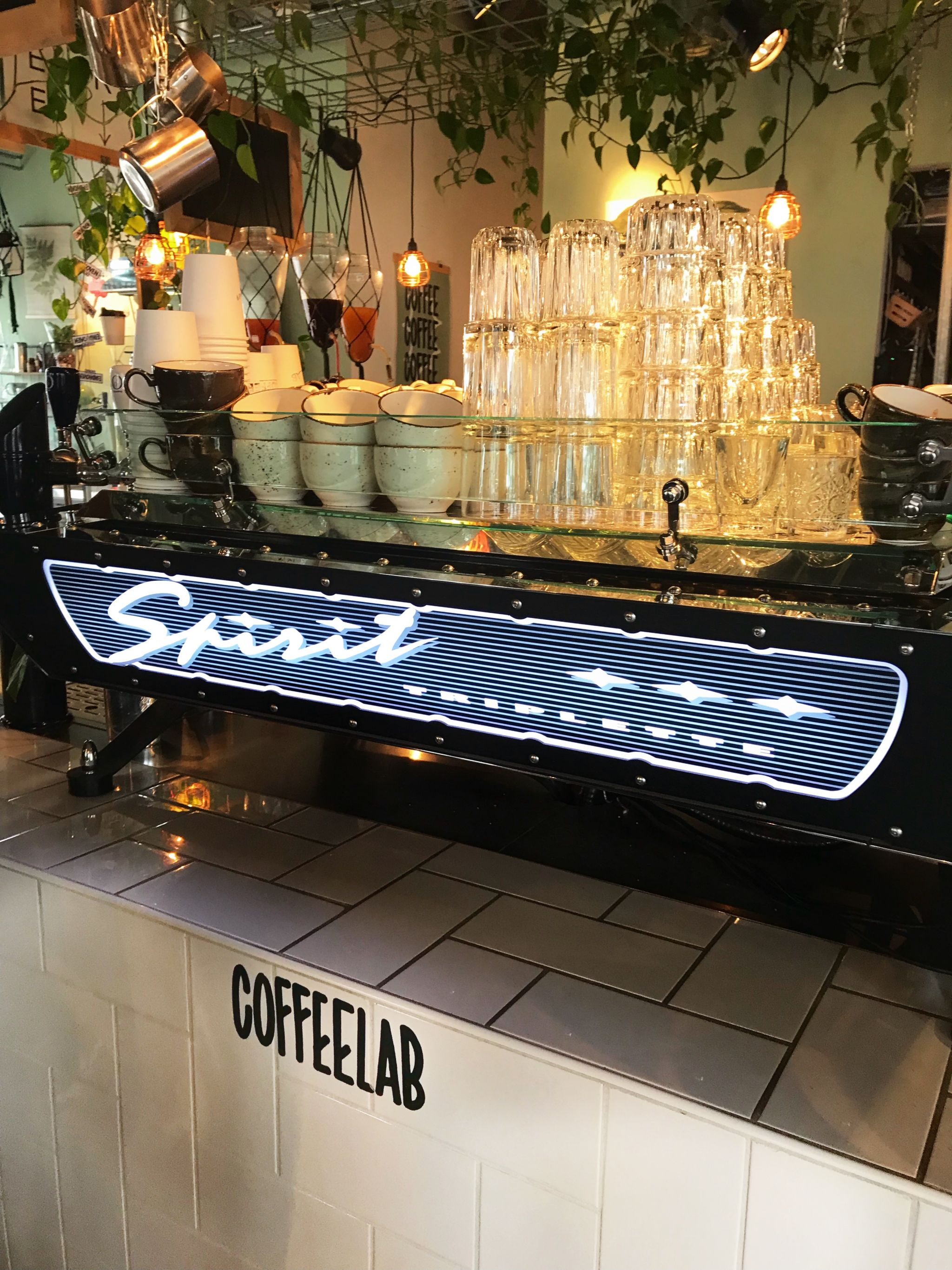 Coffeelab coffee shop Eindhoven
