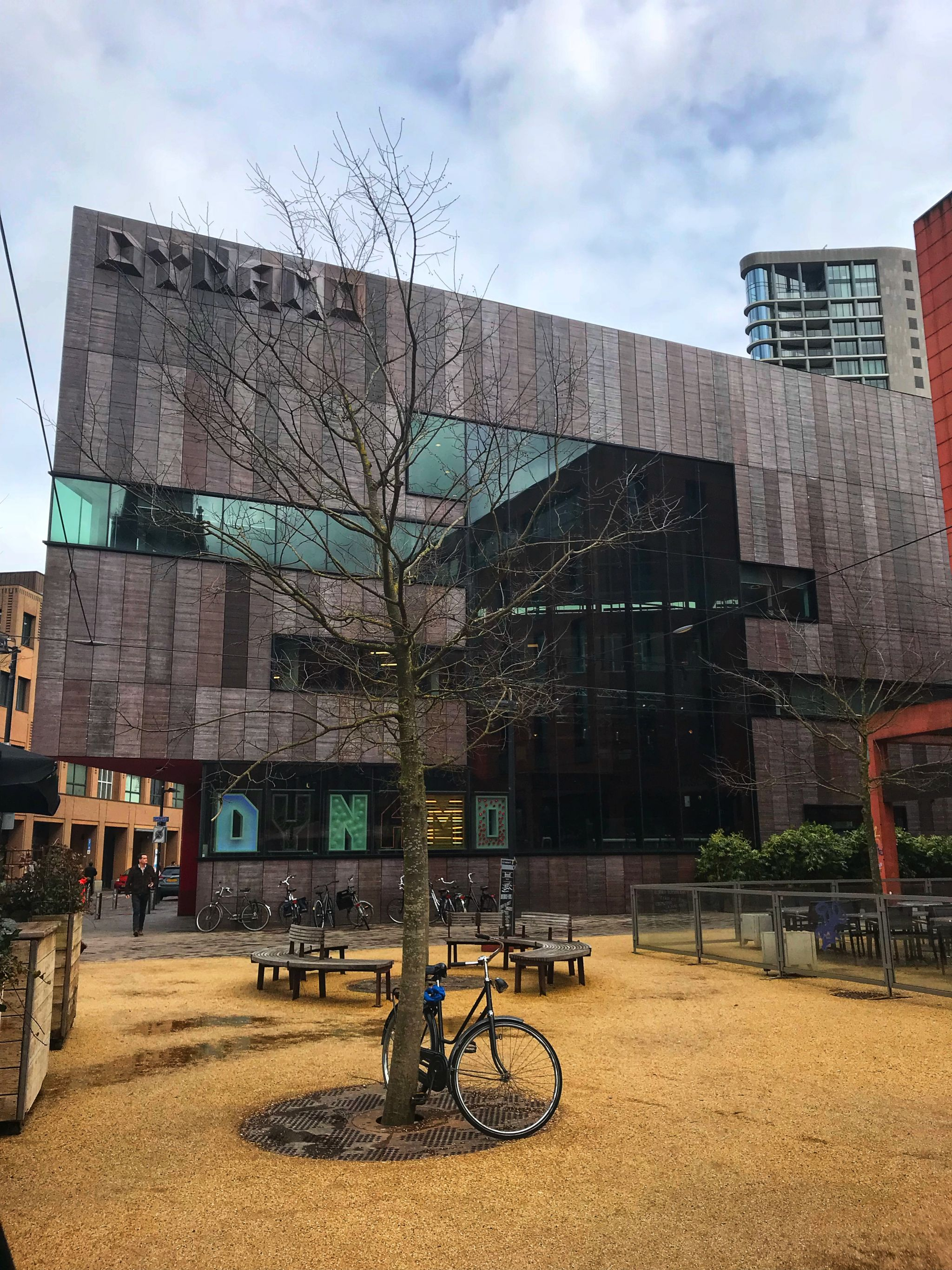 Dynamo Building Eindhoven