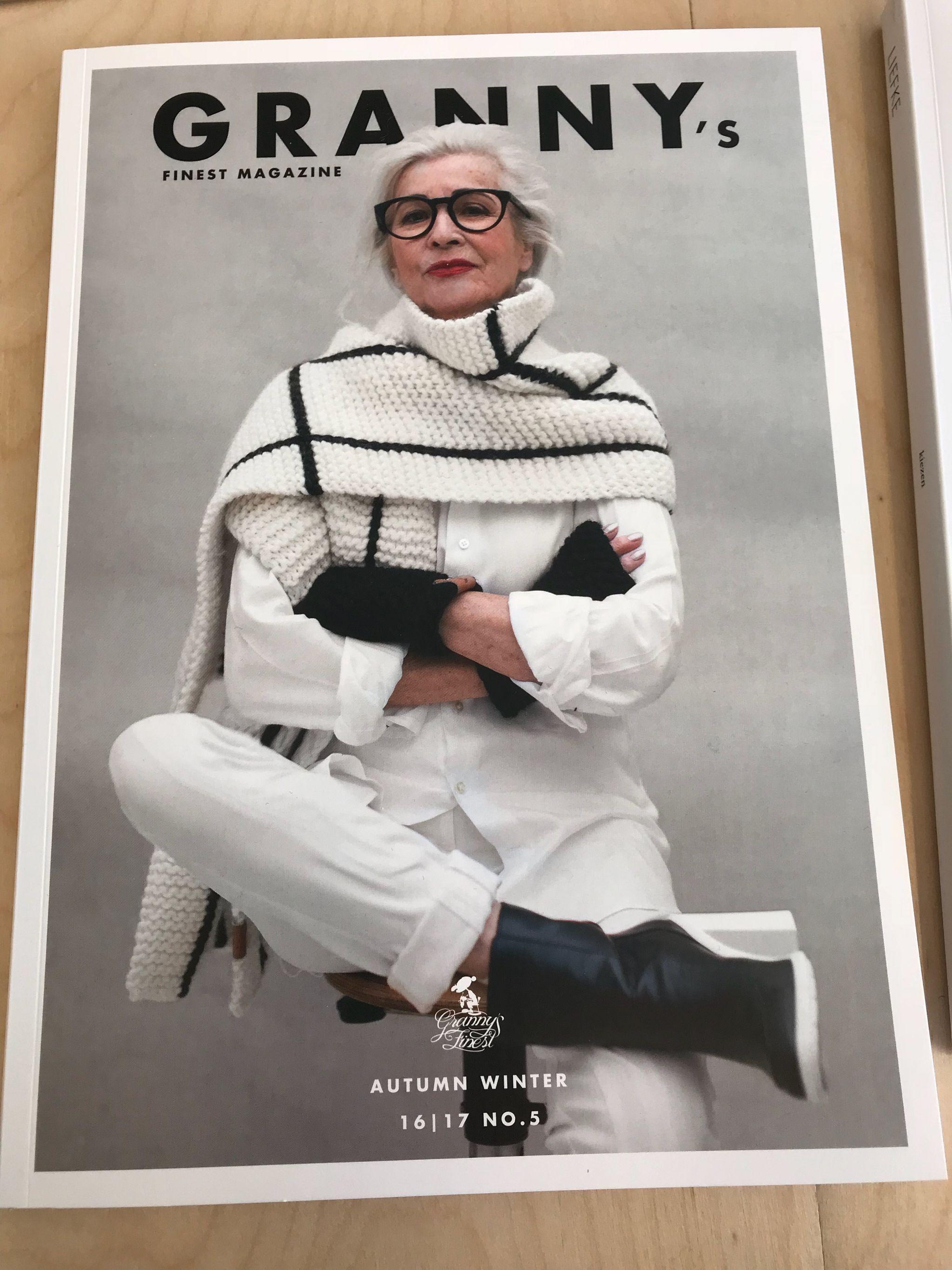 Granny's Finest Magazine