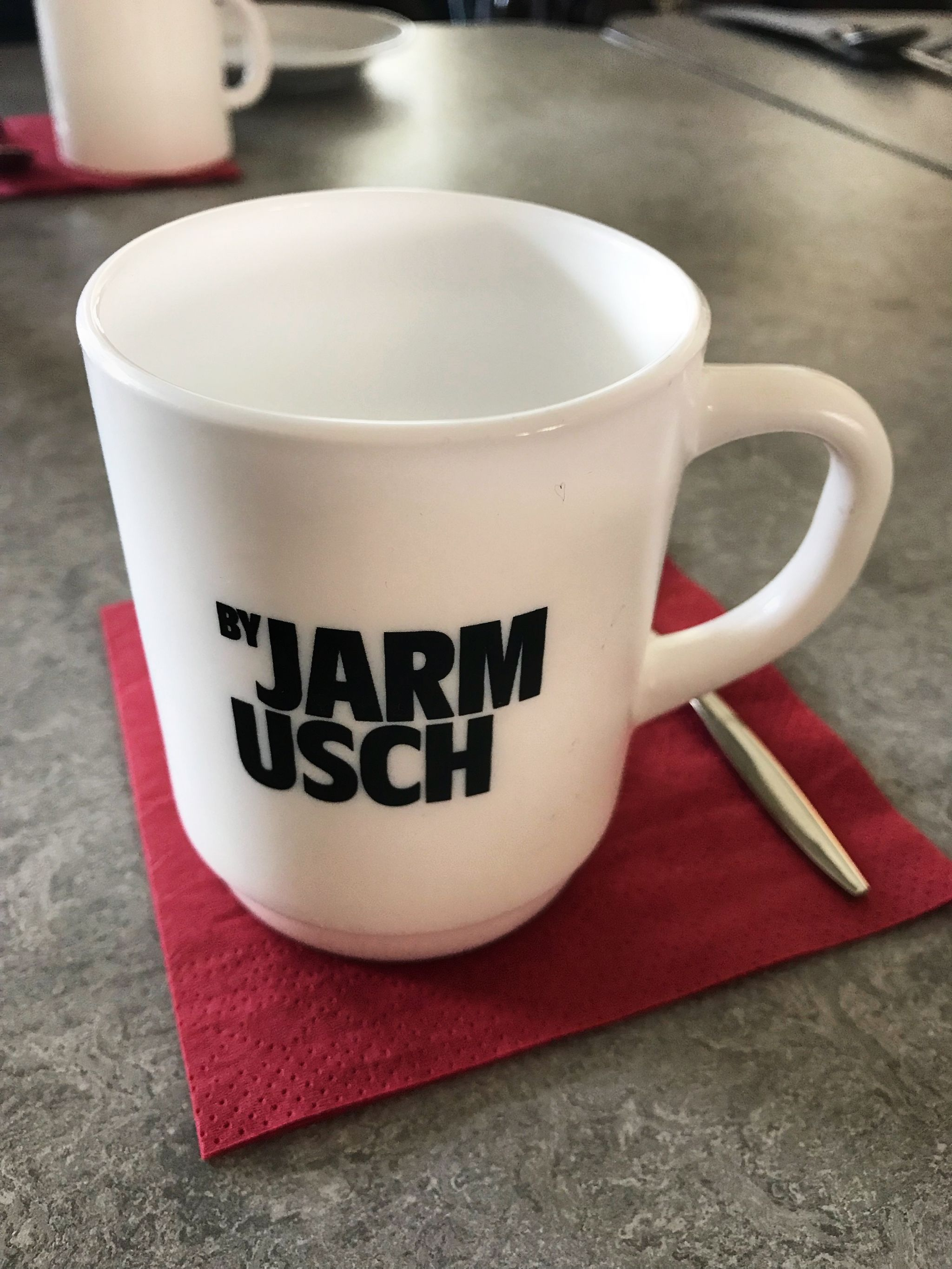 Jarmusch American Diner Rotterdam