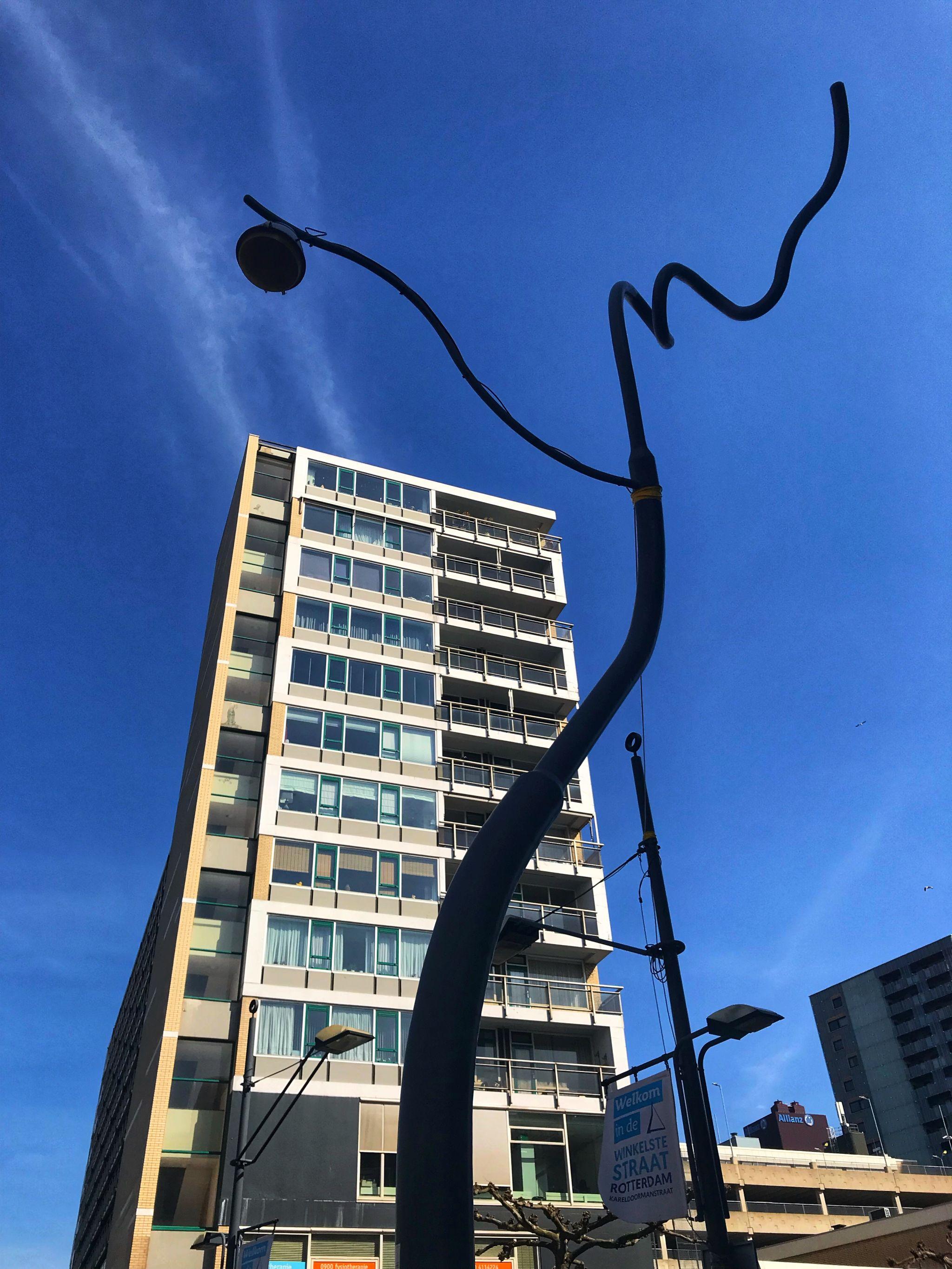 Modern twist Rotterdam Netherlands