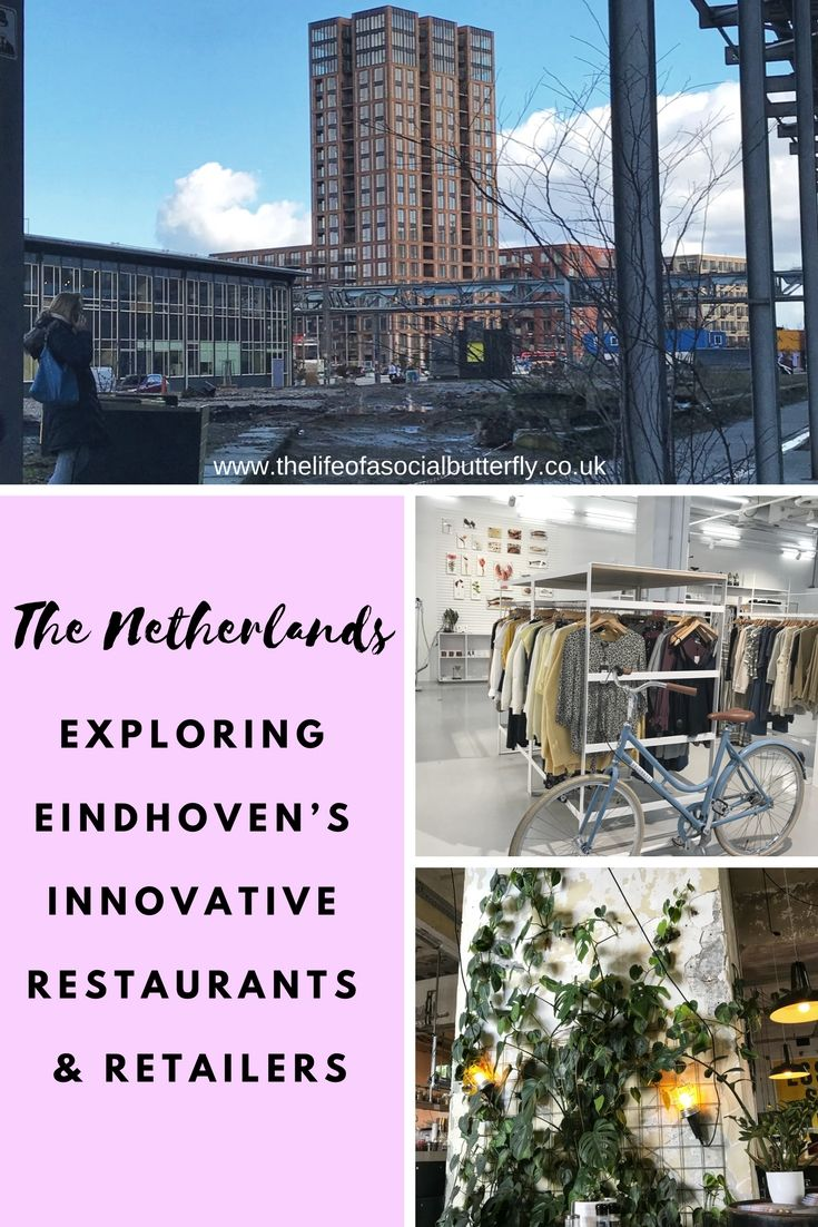 Pinterest Exploring Eindhoven's Innovative Restaurants & Retailers
