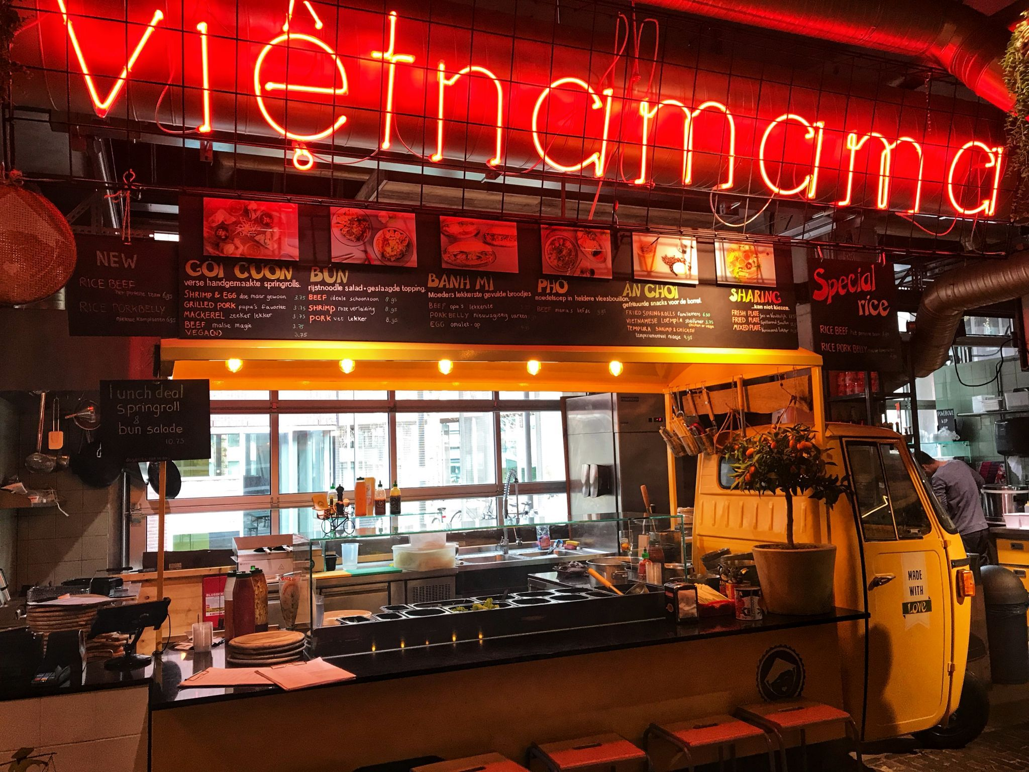 Gourmet Food Market Eindhoven