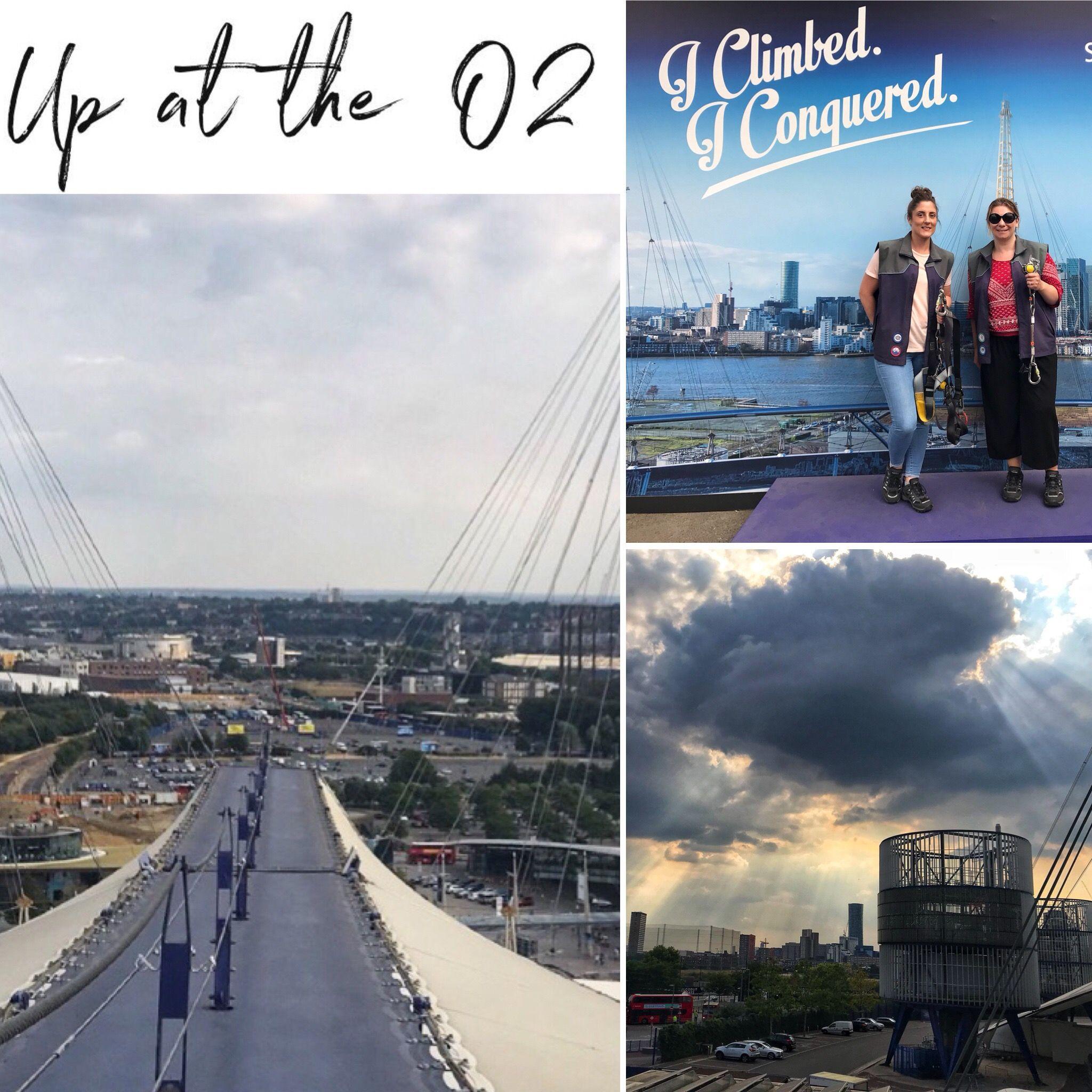 Climbing New Heights Up at the O2 London & Aqua Parcs Fun in MK