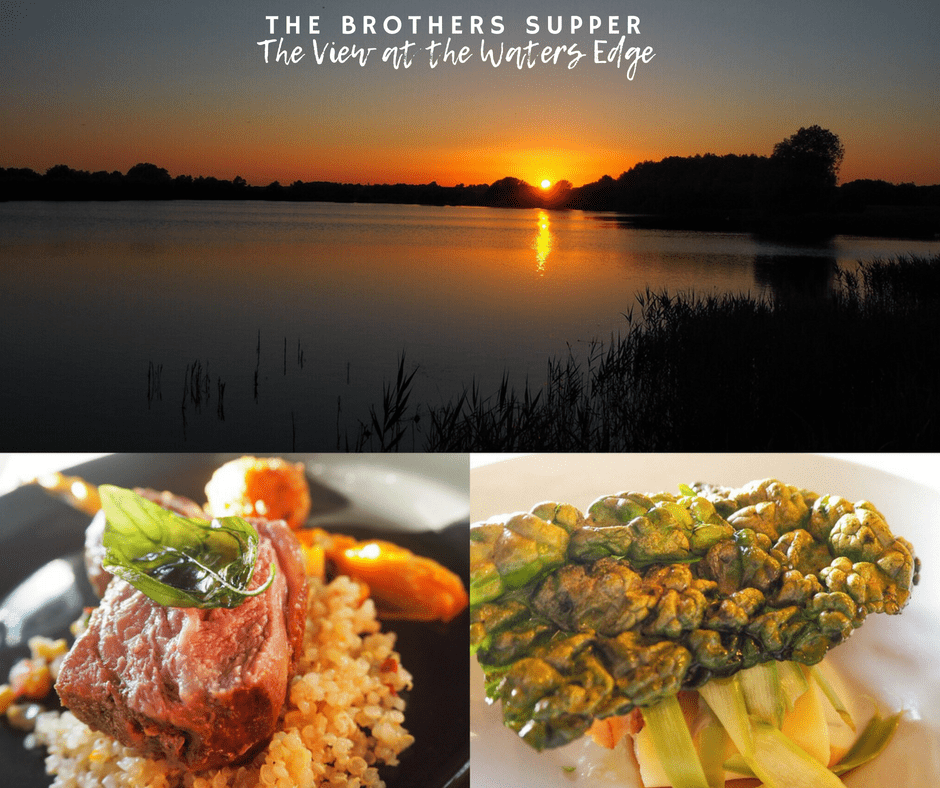 Dining Delights of The Brothers Supper at The View Milton Keynes