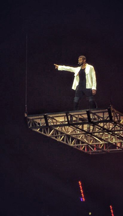 Usher live in concert at the O2 arena London