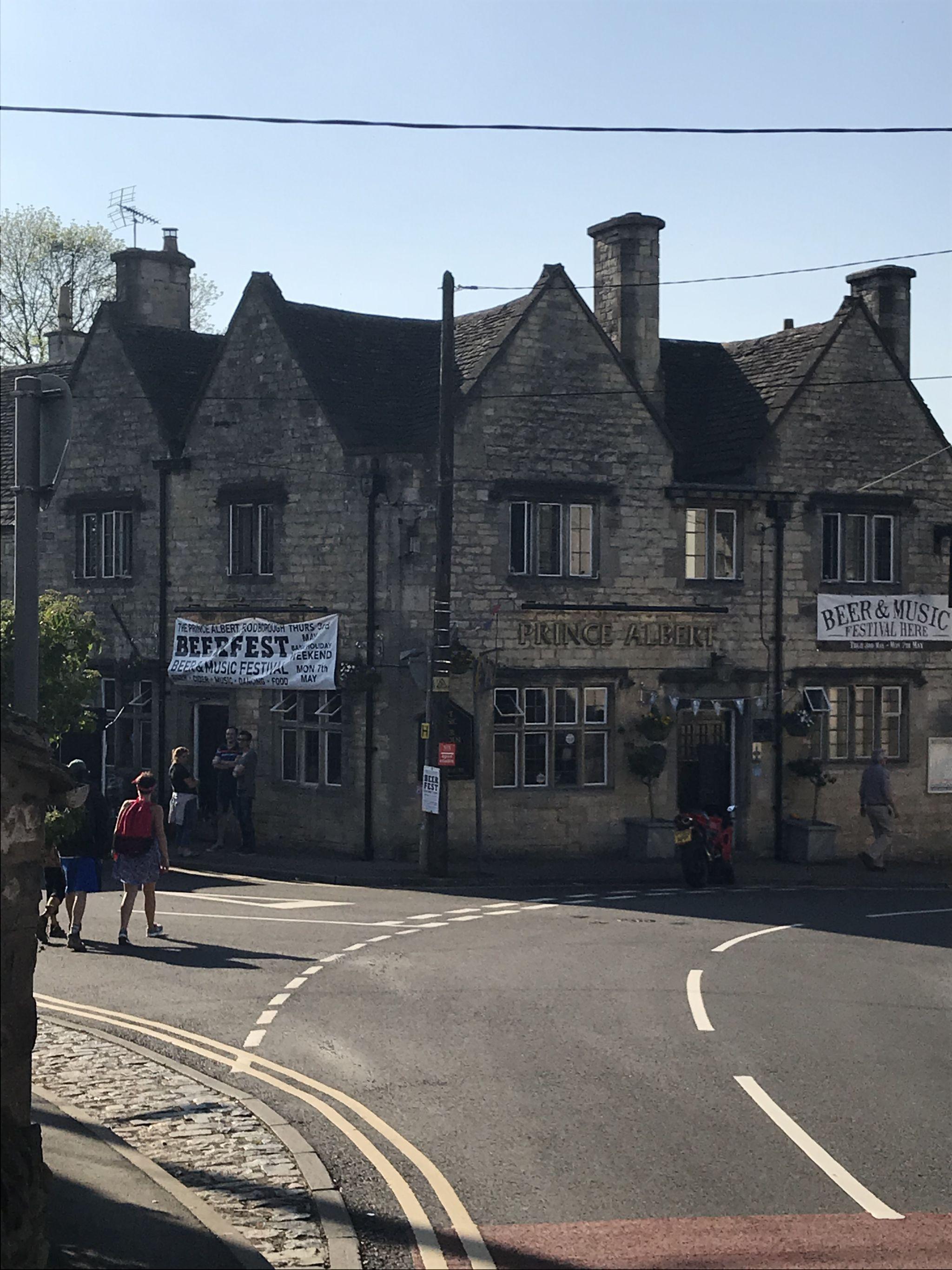 Prince Albert Pub Stroud