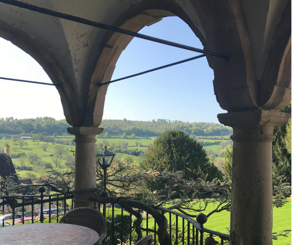 Cotswolds Retreat – A stay at The Painswick Hotel
