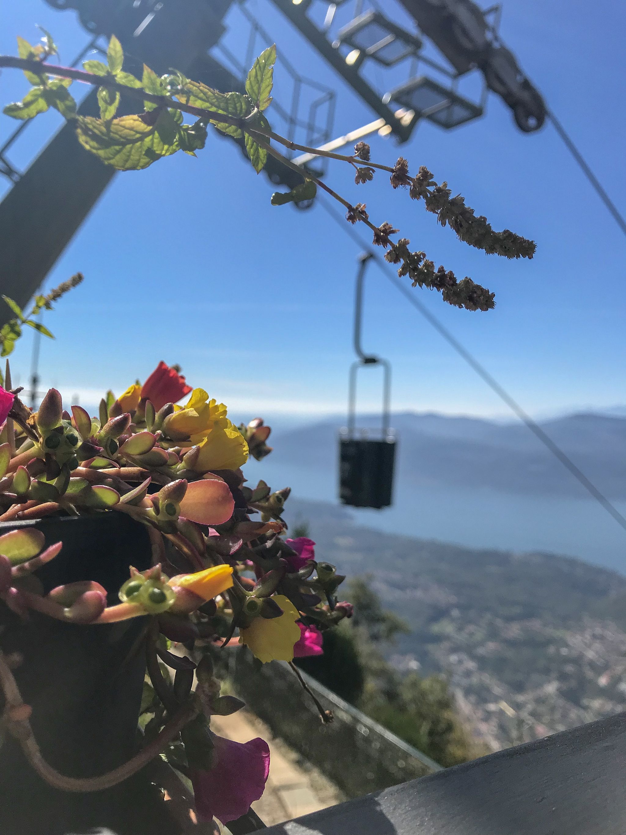 Things to do in the Italian Riviera: Braving the Bucket Lifts of Lake Maggiore