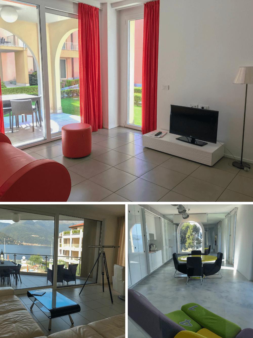 Golfo Gabella Apartments Lake Maggiore