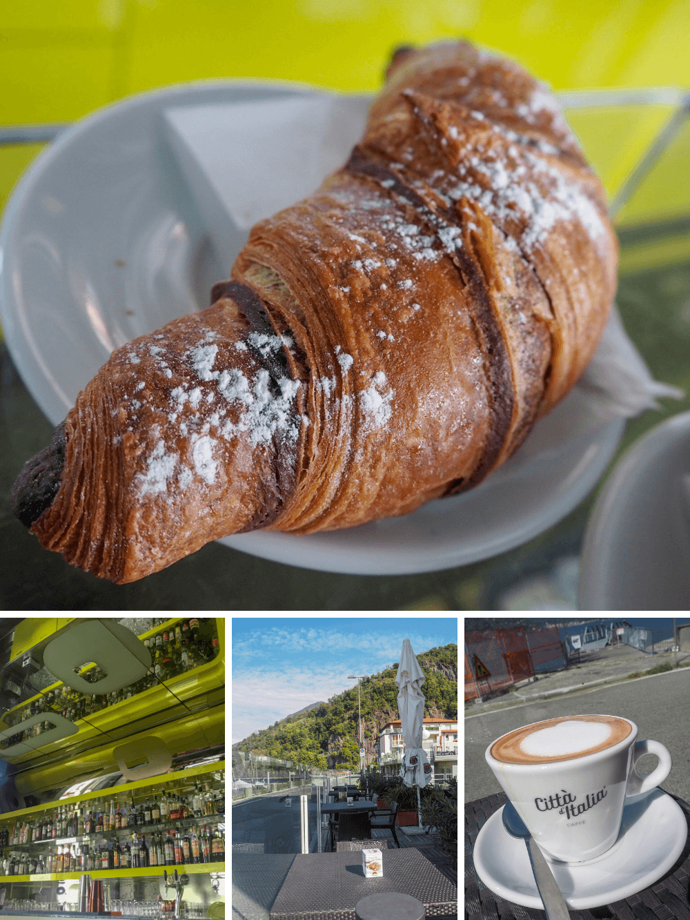 Golfo Gabella Cafe Lake Maggiore