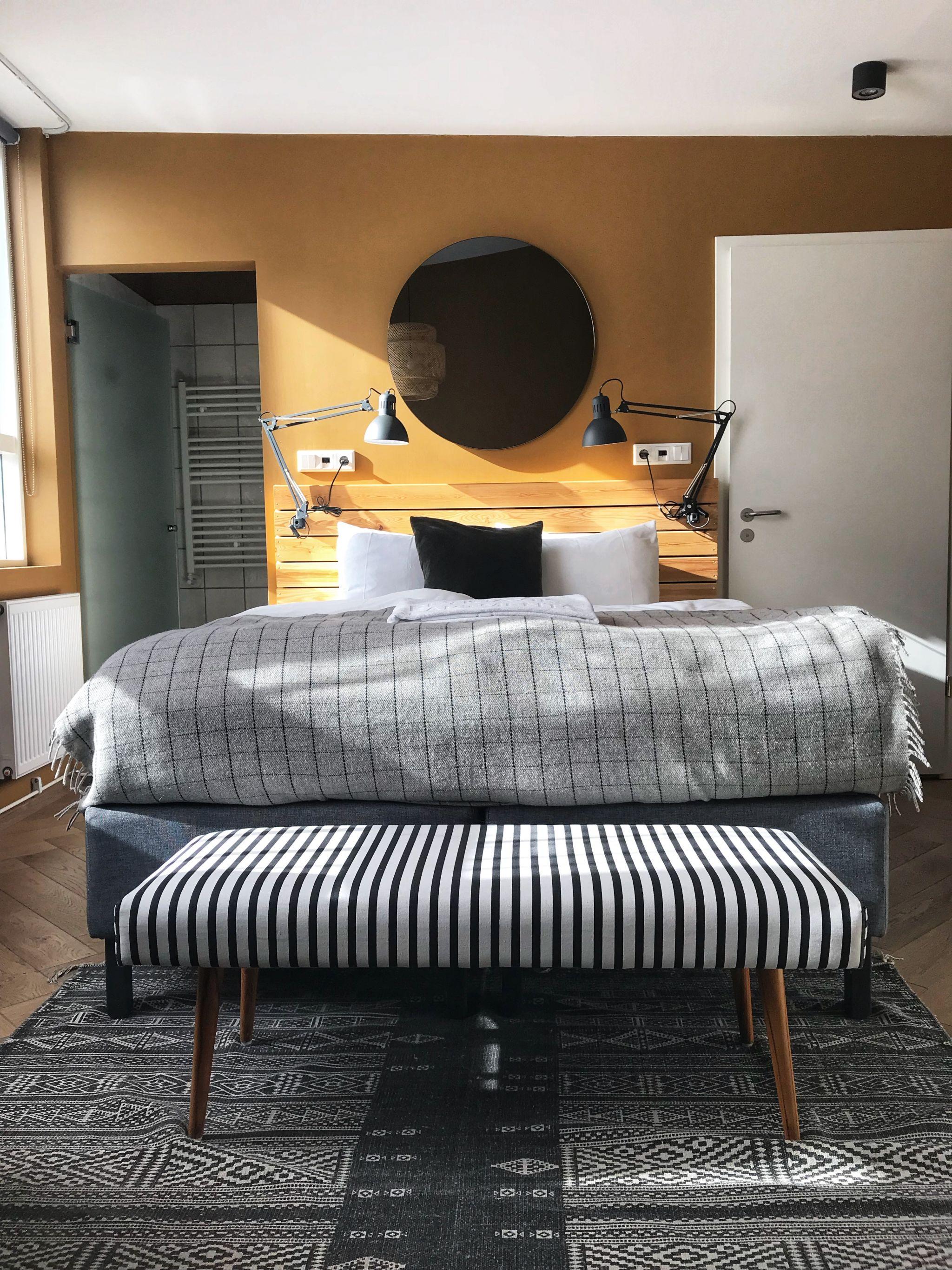Chic Scandinavian design hotel Reykjavik Iceland