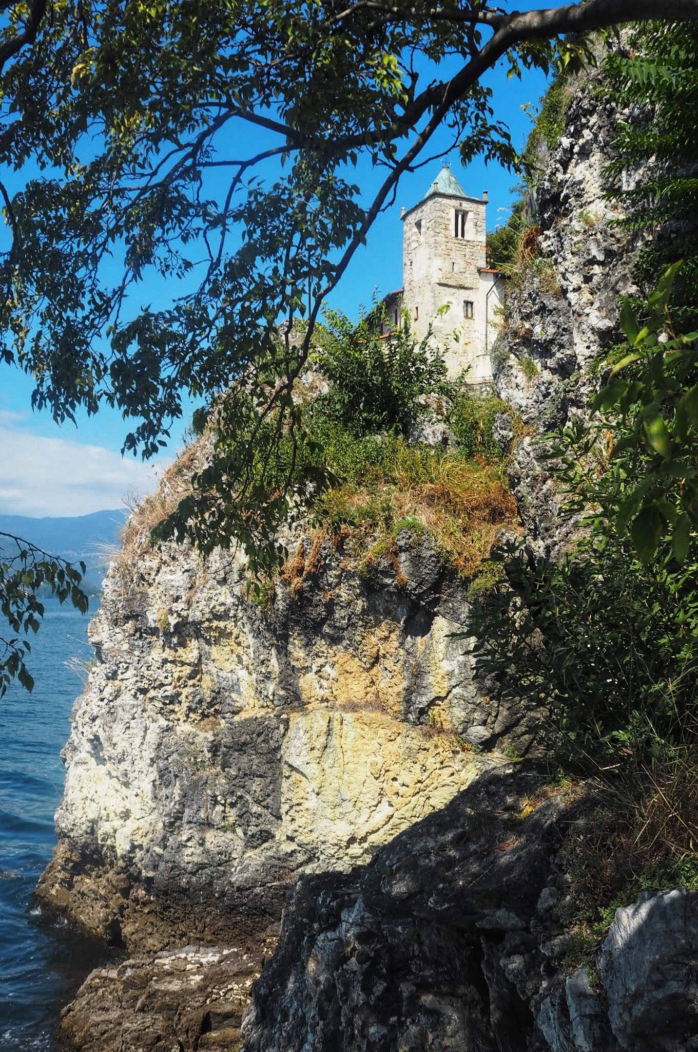 Santa-Caterina-del-Sasso-St-Catherine-of-the-Stone-Monastery-Lake-Maggiore