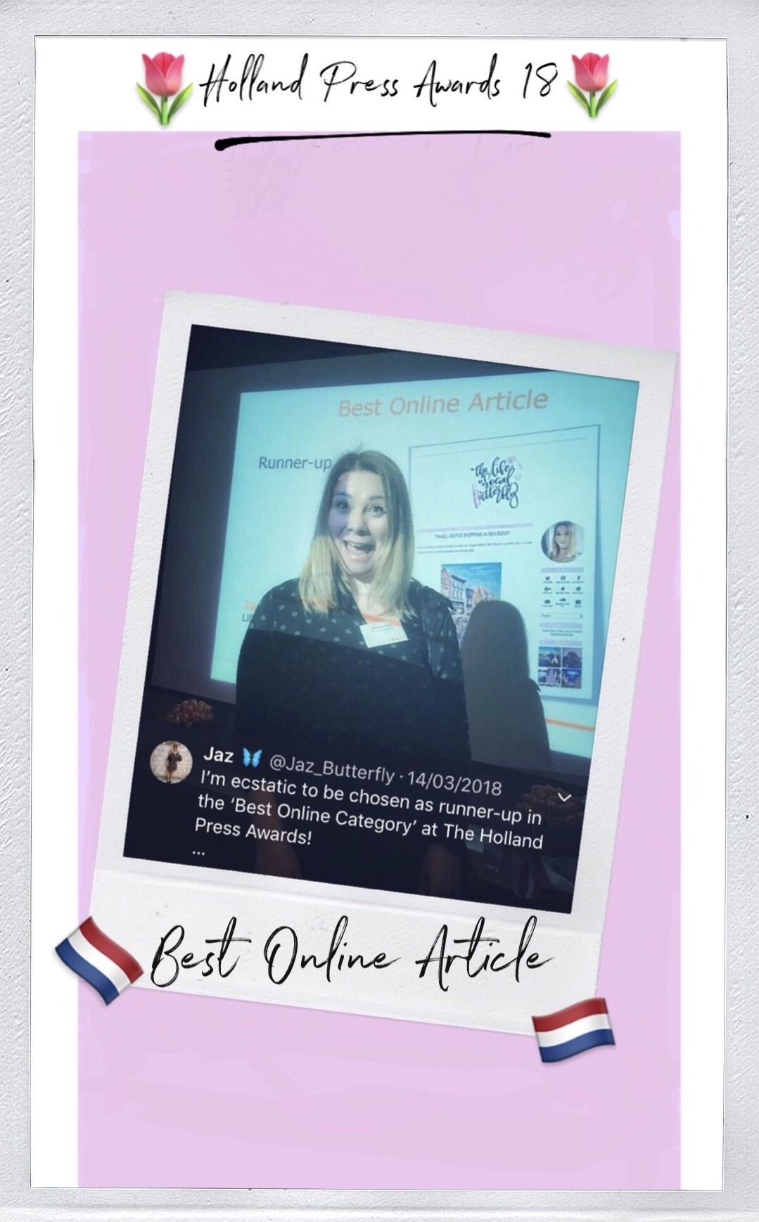 Holland Press Awards 2018