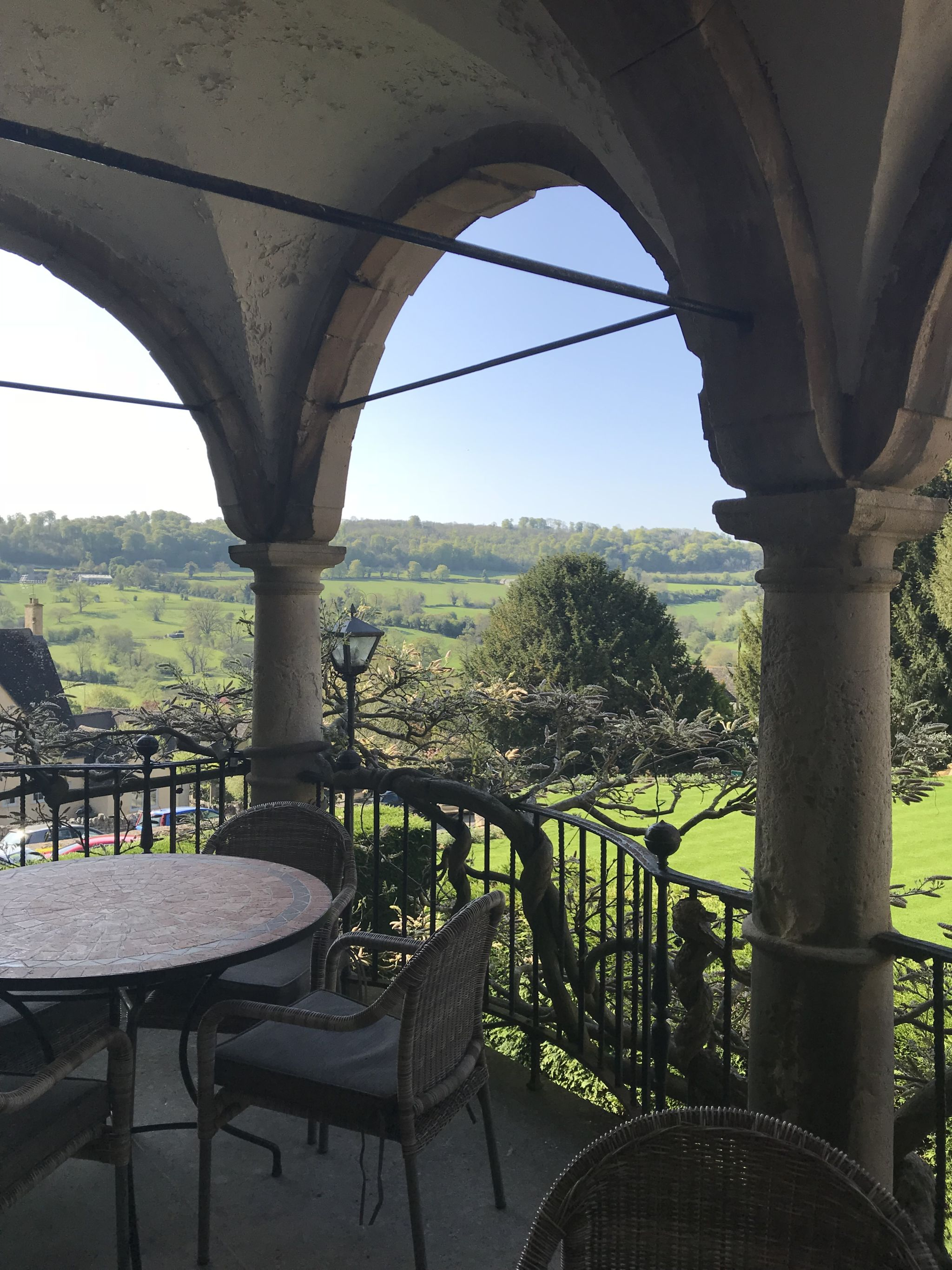 Cotswolds Retreat A Stay at The Painswick Hotel